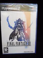 Final Fantasy XII para playstation 2 nuevo y precintado