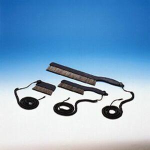 "Kinetronics StaticWisk-141 140mm Anti-Static Brush (5.5"") w/ Grounding Cord"