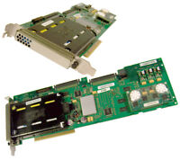 IBM PCIx 1.5GB DDR Auxilary Cache w Bat Adapter 44V4095 with Battery Card Assemb