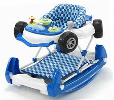 My Child Baby Car Walker Rocker, Blue