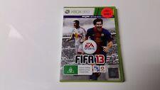 Fifa 13 - Ex-Rental - Microsoft Xbox 360 **Free Postage**