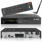 BEWARE RX 540 EV HD 1080P RX540EV Digitaler Sat Receiver DVB-S2 inkl. WiFi Stick
