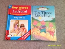 Key Words and The Three Little Pigs 2 Ladybird Books