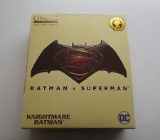 Mezco One 12 Collective DC Superman v Batman Knightmare Batman BOX ONLY