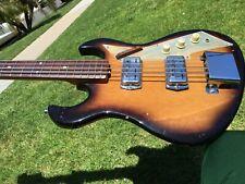 1960's Ibanez 1902 Vintage Bass Guitar - Super Rare
