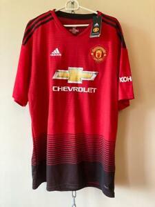 NEW Manchester United Red Marcus Rashford jersey 10 4XL