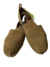 Toms Womens Katalina Shoes Toffee Suede Size 11 Brand New 10011811