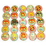 CUTE BABY ANIMALS BADGES x 25 Button Pins Bulk Wholesale Lot Kawaii 32mm 1.25""