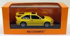 Modellini statici di auto, furgoni e camion giallo MINICHAMPS per Ford