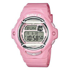 Casio Women's Watch Baby-G World Timer Light Pink Resin Strap BG169R-4C