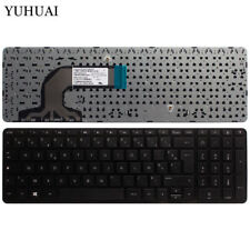Original New Laptop Replacement US Black Keyboard for HP PK1314D2A01 with Frame