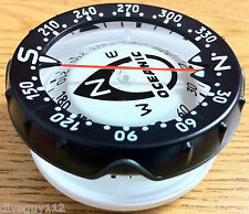 Oceanic Swiv Compass Navcon Gauge Console Scuba Dive NEW Replacement