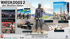 WATCH_DOGS 2 - SAN FRANCISCO COLLECTOR'S EDITION PC PRE ORDER FREE UK SHIPPING!