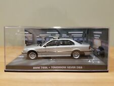 Die Cast BMW 750iL from TOMORROW NEVER DIES James Bond 007 New & Boxed.