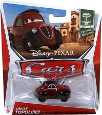 Disney Cars Series 3 Uncle Topolino Diecast Car
