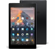AMAZON Fire HD 10 Tablet with Alexa (2017) - 32 GB, Black - Currys