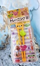 Kids Children Learning Yellow Cute Bear Training  Chopstick for Right Hand-1