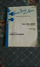 Violin  book  by S. Johnson(Vintage 1985)