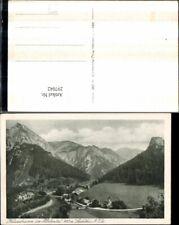297042,Kaiserbrunn im Höllental Totale Bergkulisse b. Schwarzau