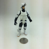 "TS Star Wars 3.75"" FIGURE OTC Imperial Biker Scout Hasbro flip visor helmet ATAT"
