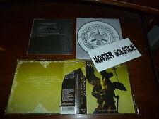 Winter Solstice / The Fall Of Rome JAPAN w/Sticker Metalcore *L