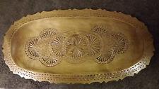 Unbranded Wooden Modern Decorative Plates & Bowls