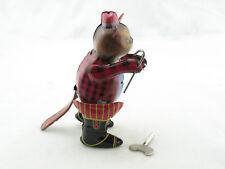 FleißIg Blechspiezeug Maus Antikspielzeug