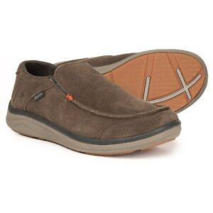 Simms Fly Fishing Westshore Slip On Suede Boat Shoes Choose Size & Color  - NEW!