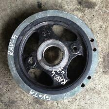 Toyota Rav 4 Engine Pulley Crank Pulley 2.2 D4D Manual 2008 13408-0R030