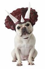 Triceradog Triceratops Dinosaur Animal Fancy Dress Up Halloween Pet Dog Costume