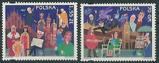 Poland stamps MNH (Mi. 3825-26) Cracow cultural capital