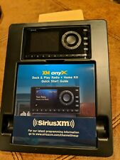 Sirius Xm Onyx Xdnx1 Satellite Radio New Replacement Radio