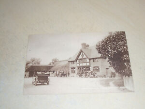 EARLY  1900s POSTCARD - THE SPORTSMAN ARMS, ORMESBY BROAD, NORFOLK