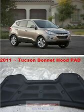 For 2012 ~ HYUNDAI Tucson Bonnet Hood INSULATING PAD Genuine Part OEM