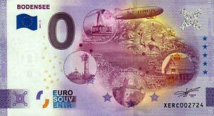 Null Euro Schein - 0 Euro Schein - Bodensee 2021-5 Anniversary