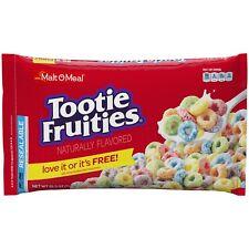 Malt-O-Meal Breakfast Cereal, Tootie Fruities, 25.5 Oz, Bag