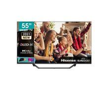 "Televisore HISENSE 55"" ULED 55A7GQ ULTRA HD SMART TV DVB-T2 HDMI"