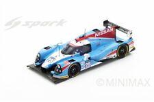 Ligier js p2 nissan n.25 17th lm 2016 munemann-hoy-pizzitola 1:18 auto