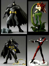 Batman Kia Asamiya Wave 2 Action Figure Set of 4 Yamato Harley Quinn Poison Ivy