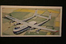 Riddle Airlines    Armstrong Whitworth Argosy   1960's Illustrated Card