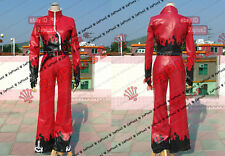 Ash Crimson The King of Fighters 2003 Cosplay Costume