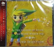 Club Nintendo The Legend of Zelda the Wind Waker HD Sound Selection cd ost wii U