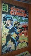CAPITAN CONDOR # 13 - RATAPLAN-EDIZIONI AMERICANE-10 LUGLIO 1962- RARO