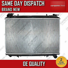 MANUAL RADIATOR FIT FOR A NISSAN SERENA/VANETTE CARGO 2.3 D 1995>ON *BRAND NEW*