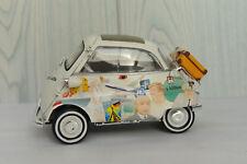 """BMW ISETTA 250 """"1955"""" REVELL 1/18 50 ème ANNIVERSAIRE 08828 SUPERBE ET TRES RARE"""
