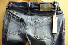Diesel Denim Straight Leg Jeans for Women