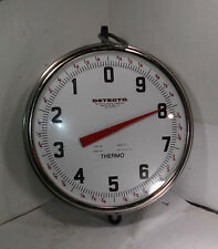 1 USED DETECTO 40 S DOUBLE SIDED SCALE THERMO SERIES !!FREE CD!! ***MAKE OFFER**