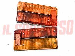 Lights Rear Right Left Fiat 125 Sedan 2S Special