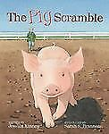 Pig Scramble by Jessica Kinney Hardcover Book (English)
