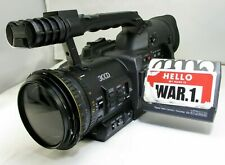 Panasonic AG-DVX100b 3CCD Digital Video Camera Camcorder with issues AS IS